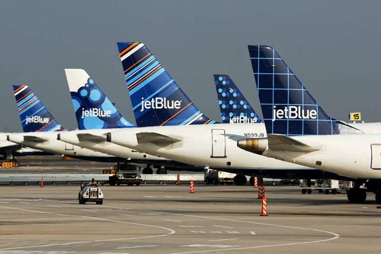 JetBlue Plans 2020 Flights Using Sustainable Aviation Fuel