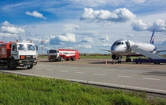 New modern refueling complex at Sheremetyevo airport