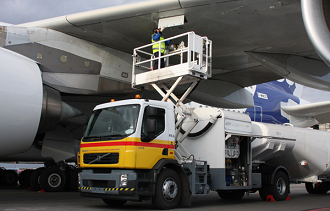 Practical issues of the development of the aviation fuel supply in the European countries