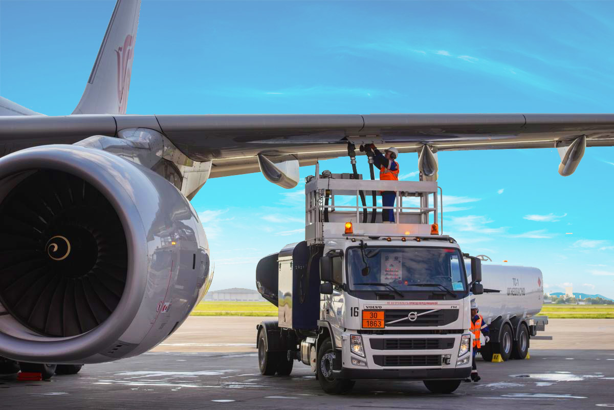 Aviation Fuel - 2020