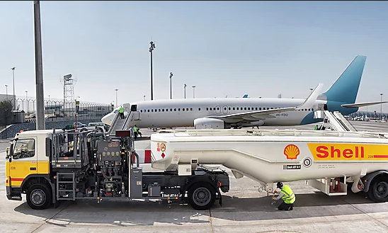 Shell introduces first industry solution to meet SAP-free refuelling deadline